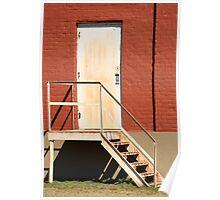 Doorway with Stares Poster