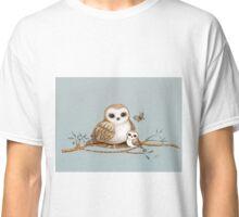 Baby Barn Owl Classic T-Shirt