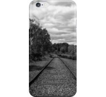 Rail to Nowhere iPhone Case/Skin
