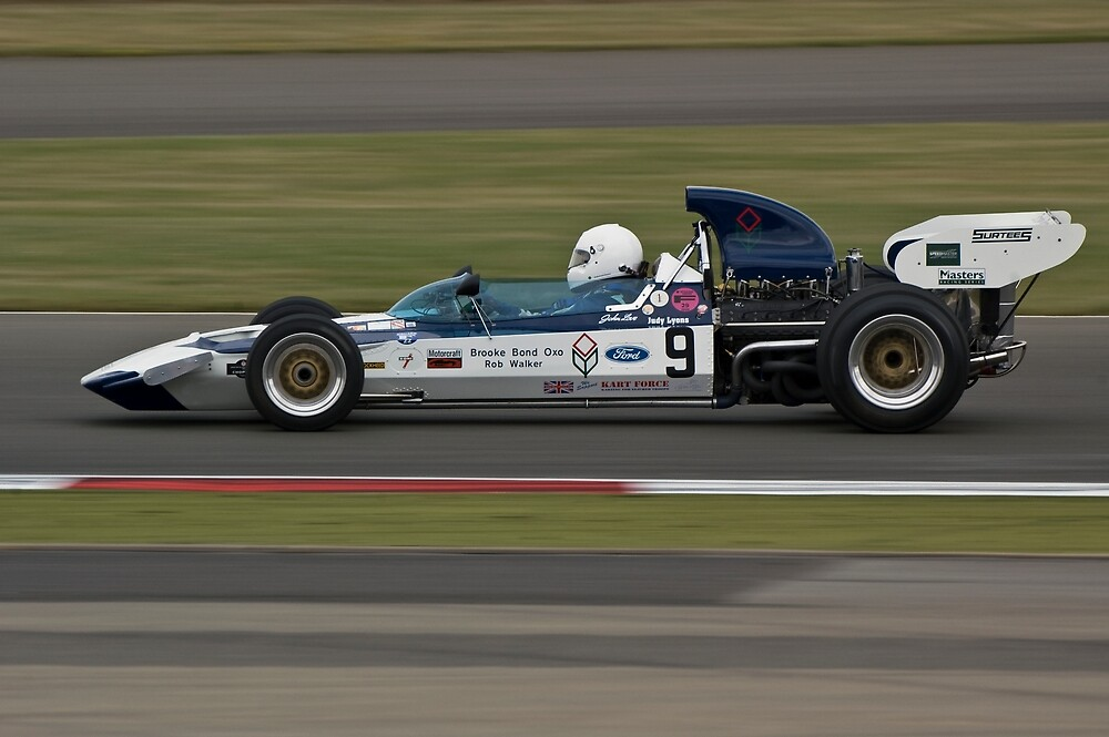 1971 Surtees TS9 by Willie Jackson