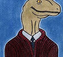 Mr. Raptor's Neighborhood  by spaceradish