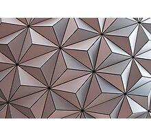 Spaceship Earth Photographic Print