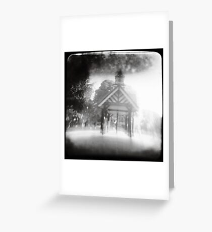 Errie Pavilion Greeting Card