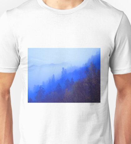 MOUNTAIN MIST Unisex T-Shirt