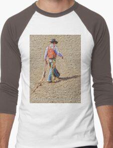 Lone Cowboy Men's Baseball ¾ T-Shirt