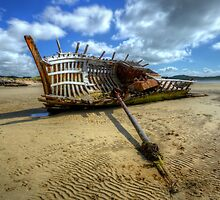 'Eddie's Boat' 2 by MarcoBell