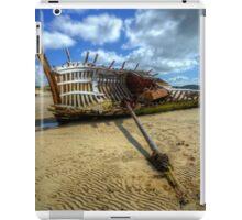 'Eddie's Boat' 2 iPad Case/Skin