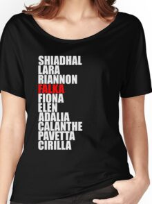 The Elder Blood Women's Relaxed Fit T-Shirt