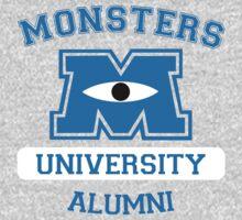 Monsters U Alumni by Nani &  Ceci
