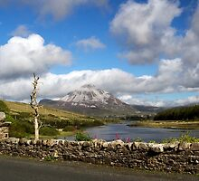 Mount Errigal by MarcoBell