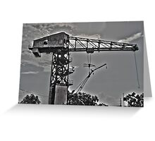 The Crane Greeting Card