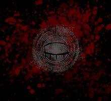 Bill Cipher Eye by Zora-K