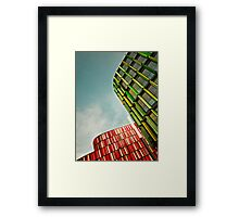 Cologne Oval Offices | 02 Framed Print
