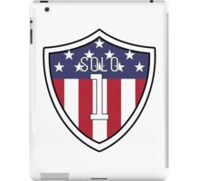 Hope Solo #1 | USWNT iPad Case/Skin