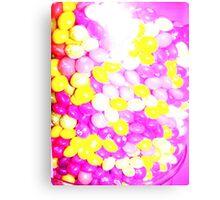 UNI Skittles Canvas Print