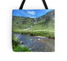 Glenveagh Waterfall Tote Bag
