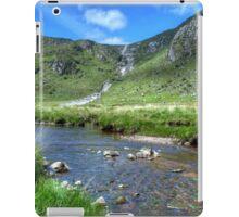 Glenveagh Waterfall iPad Case/Skin