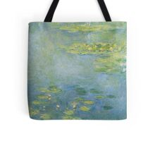 Claude Monet - Waterlilies  Tote Bag