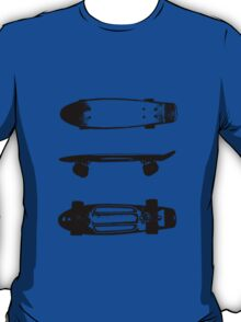 The skateboard T-Shirt