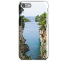 Cliffs by the Sea iPhone Case/Skin