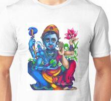 Vishnu's Lotus Unisex T-Shirt