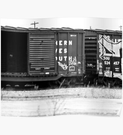 old train car Poster