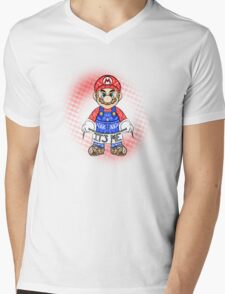 It's ME, Mario !  Mens V-Neck T-Shirt