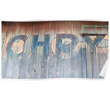 Chry Baby! Poster