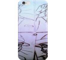 'THE UNUSUAL SUSPECTS' *CATSUITS-SERIES* iPhone Case/Skin