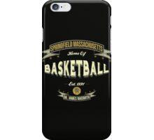 Vintage Basketball iPhone Case/Skin