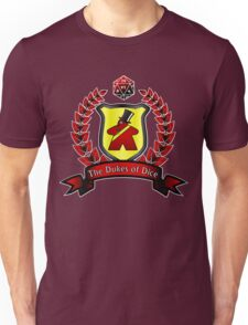 Dukes of Dice Apparel Unisex T-Shirt