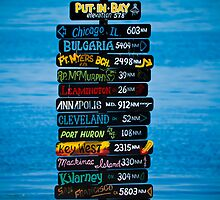 Where To? - Put In Bay Ohio by WanderingAngel