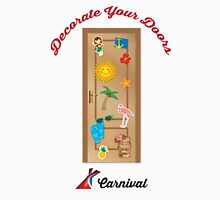 Decorate Your Door Unisex T-Shirt