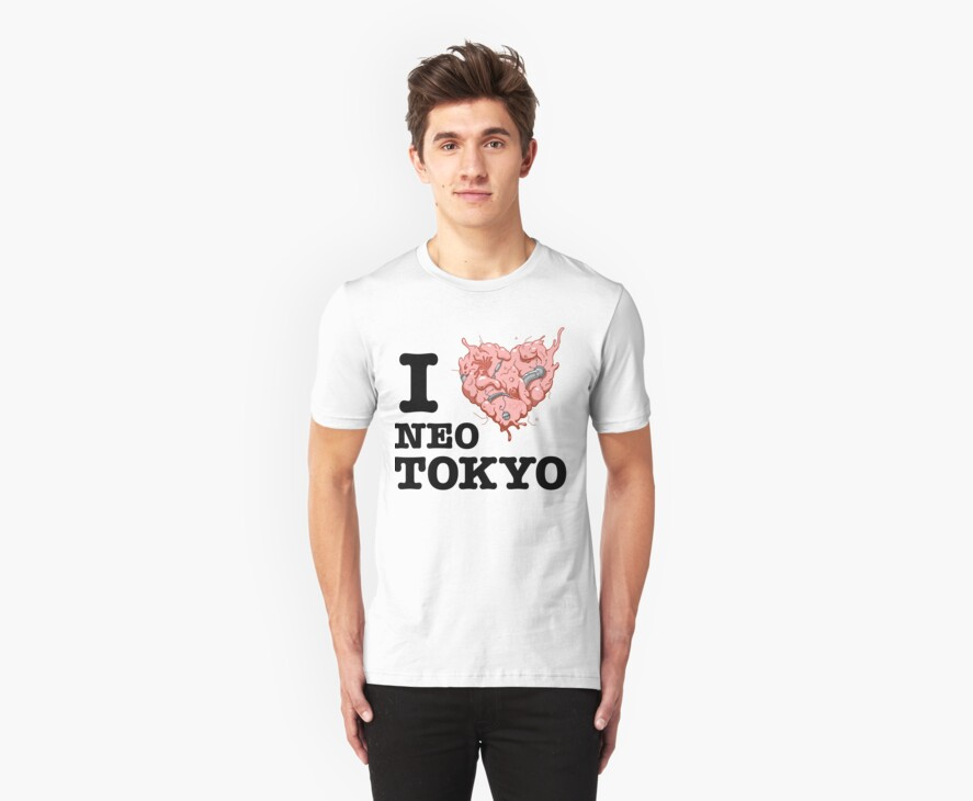 I Tetsuo Neo Tokyo by pufahl