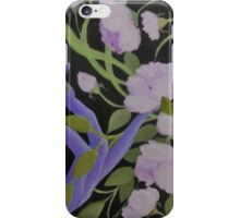 ABSTRACT GARDEN DELIGHTS iPhone Case/Skin