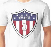 Kelley O'Hara #5 | USWNT Unisex T-Shirt