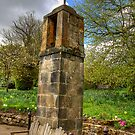 The Kirkhill Astronomical Pillar by Tom Gomez