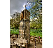 The Kirkhill Astronomical Pillar Photographic Print