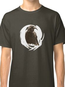 Handsome Crow Classic T-Shirt