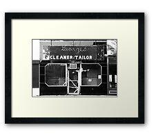 65 Main Street Framed Print