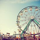 Sunset At The Carnival by ameliakayphotog