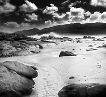 Margaret River Mouth Beach by Vanessa Bunce