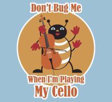 Cello Bug by evisionarts
