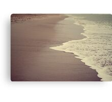 Hello Ocean! Canvas Print
