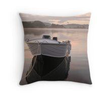 Tweed River Dawning Throw Pillow
