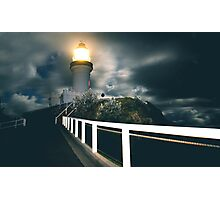 LIGHTHOUSE PASSION Photographic Print