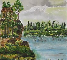 Point on Porcupine Lake by eoconnor