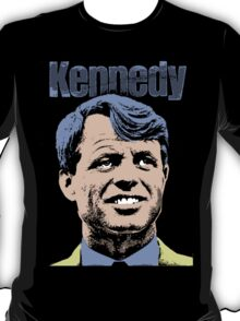 RFK-1968 Election Poster T-Shirt