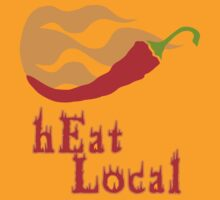 Heat Local by evisionarts