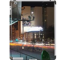 Melbourne at night 10 iPad Case/Skin
